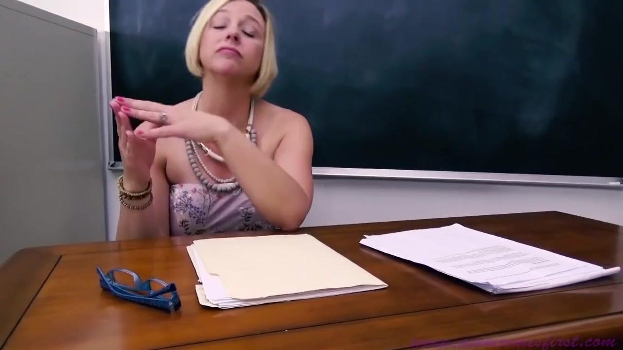 Училка дала ебать